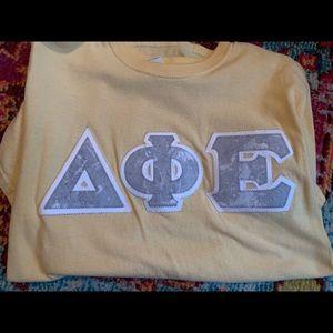 Delta Phi Epsilon Letters